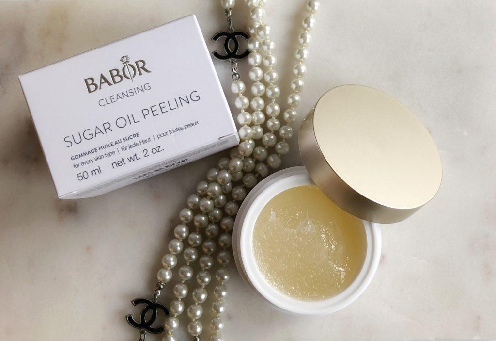 babor sugar scrub